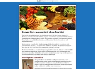 Get healthy with a high fiber, whole food, plant based diet - Whole-Food, Plant-Based Motivation - Denver Diet