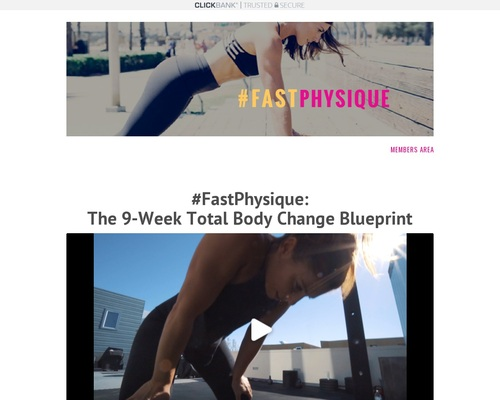 #PhysiqueFinishers Info   Fast Physique