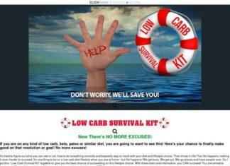 Low Carb Survival Kit Home - Low Carb Survival Kit Low Carb Survival Kit