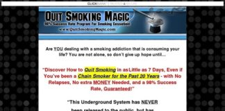 Quit Smoking Magic Official - Quit Smoking in Less than 7 Days