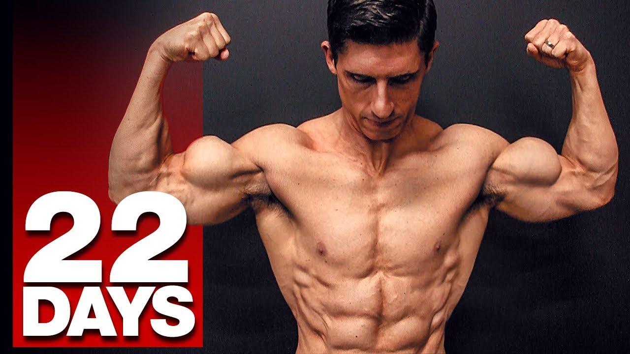 "22 Days to ""BIGGER"" Muscles (GUARANTEED!)"