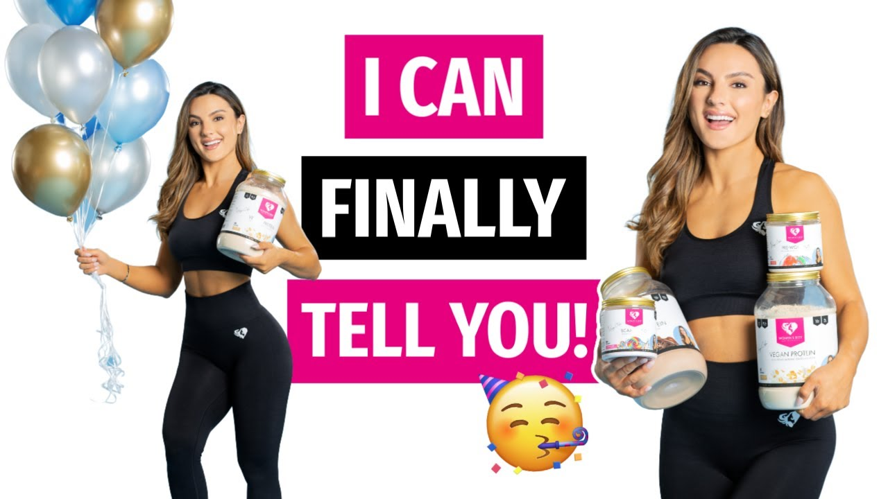IM LAUNCHING MY OWN SUPPLEMENT LINE!!!! OMG + HUGE GIVE AWAY | KRISSY CELA