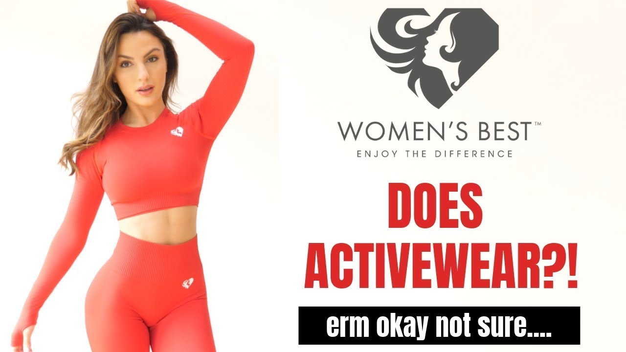 WOMENSBEST ACTIVEWEAR TRY ON HAUL!