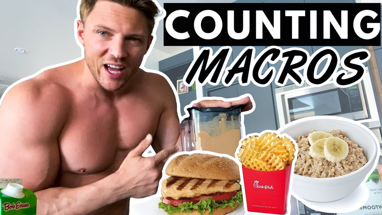 WHAT I EAT IN A DAY // Quarantine Style // Lean Muscle Building Macros