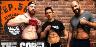 Athlean-X with Cesaro | Ep.56 Core Workout