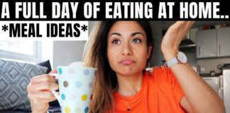 What I Ate Today At Home | Full day of *home* eating..