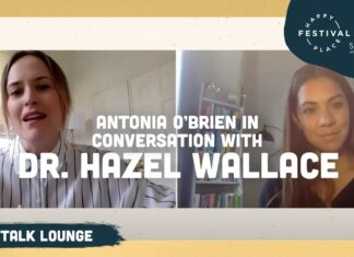 Antonia O'Brien in conversation with Dr. Hazel Wallace | Happy Place Festival