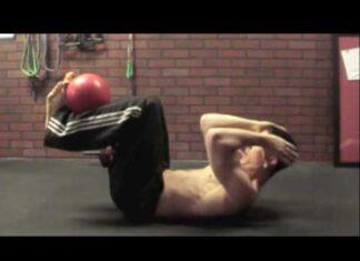Medicine Ball Home Workout - AthLEAN X
