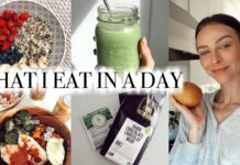 What I Eat In A Day | Healthy and Easy Meals