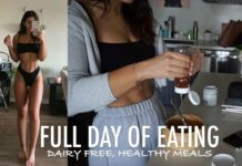What I Eat in a Day | Dairy Free, Healthy Meals