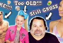 Big Ed is Still GROSS, ATHLEAN-X LIES, JOJO Siwa is OLD! (And more lol)