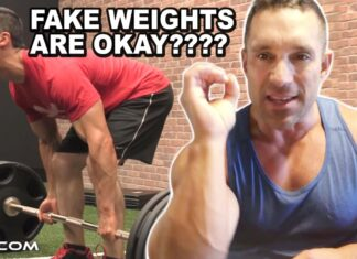 Greg Doucette Defends ATHLEAN X Fake Weights