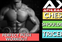 ATHLEAN X | PERFECT PUSH WORKOUT
