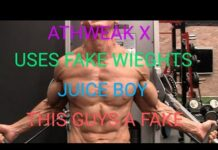 ATHLEAN X IS FULL OF CRUD!!!  HE DOSENT UNDERSTAND WHAT MAKES A MAN MANLY!!!
