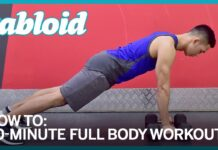 Busy gyms? Try this 30-minute full body workout