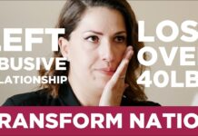 Transform Nation (Ep 9): Angela. SINGLE MOM LOSES WEIGHT & OVERCOMES POSTPARTUM DEPRESSION.