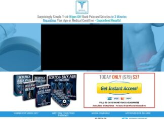Great Back Pain & Sciatica Video And PDF Program