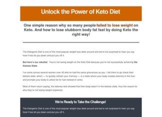 Keto Guidebook - New High Converting Keto Diet Ebook
