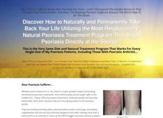 Natural Psoriasis Treatment Program - The Psoriasis Program